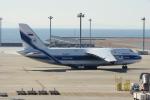 yabyanさんが、中部国際空港で撮影したヴォルガ・ドニエプル航空 An-124-100 Ruslanの航空フォト(写真)