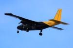 ばっきーさんが、鹿児島空港で撮影した新日本航空 BN-2B-20 Islanderの航空フォト(写真)