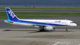 Echo-Kiloさんが、羽田空港で撮影した全日空 A320-211の航空フォト(飛行機 写真・画像)