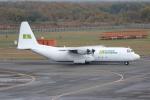MA~RUさんが、新千歳空港で撮影したリンデン・エアカーゴ L-100-30 Herculesの航空フォト(写真)