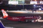 こむぎさんが、羽田空港で撮影したエアアジア・エックス A330-343Xの航空フォト(写真)