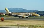 FRTさんが、出雲空港で撮影したフジドリームエアラインズ ERJ-170-200 (ERJ-175STD)の航空フォト(飛行機 写真・画像)