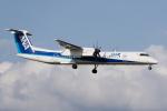ぎんじろーさんが、成田国際空港で撮影したANAウイングス DHC-8-402Q Dash 8の航空フォト(写真)
