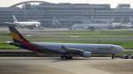 westtowerさんが、羽田空港で撮影したアシアナ航空 A330-323Xの航空フォト(写真)