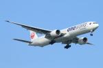 ceskykrumlovさんが、羽田空港で撮影した日本航空 777-346/ERの航空フォト(写真)
