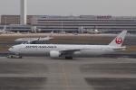GirlsGenerationさんが、羽田空港で撮影した日本航空 777-346/ERの航空フォト(写真)