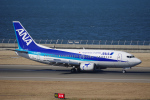 yabyanさんが、中部国際空港で撮影したANAウイングス 737-5L9の航空フォト(写真)