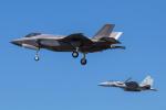 まんぼ しりうすさんが、岐阜基地で撮影した航空自衛隊 F-35A Lightning IIの航空フォト(写真)