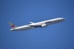 さくらの城南山。さんが、羽田空港で撮影した日本航空 777-346/ERの航空フォト(写真)