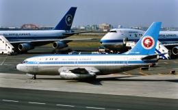 kenko.sさんが、羽田空港で撮影した全日空 737-281/Advの航空フォト(飛行機 写真・画像)
