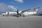 nobu2000さんが、北大東空港で撮影した琉球エアーコミューター DHC-8-402Q Dash 8 Combiの航空フォト(飛行機 写真・画像)