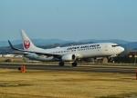 FRTさんが、出雲空港で撮影した日本航空 737-846の航空フォト(飛行機 写真・画像)