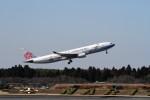 RUNWAY24さんが、成田国際空港で撮影したチャイナエアライン A330-302の航空フォト(飛行機 写真・画像)