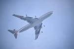かちこさんが、新千歳空港で撮影した航空自衛隊 747-47Cの航空フォト(写真)