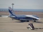 ukokkeiさんが、中部国際空港で撮影したヴォルガ・ドニエプル航空 An-124-100 Ruslanの航空フォト(写真)