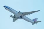 FRTさんが、関西国際空港で撮影したチャイナエアライン A330-302の航空フォト(飛行機 写真・画像)