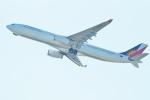FRTさんが、関西国際空港で撮影したフィリピン航空 A330-343Xの航空フォト(飛行機 写真・画像)