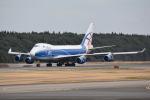 LEGACY-747さんが、成田国際空港で撮影したカーゴロジックエア 747-428F/ER/SCDの航空フォト(飛行機 写真・画像)