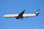 LEGACY-747さんが、成田国際空港で撮影したキャセイパシフィック航空 777-367の航空フォト(写真)