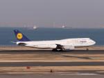 jjieさんが、羽田空港で撮影したルフトハンザドイツ航空 747-830の航空フォト(写真)