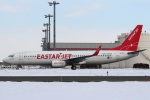 セブンさんが、新千歳空港で撮影したイースター航空 737-8Q8の航空フォト(飛行機 写真・画像)