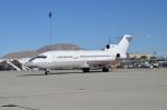 kohei787さんが、サザンカリフォルニアロジステクス空港で撮影したレイセオン・エアクラフト 727-223の航空フォト(写真)