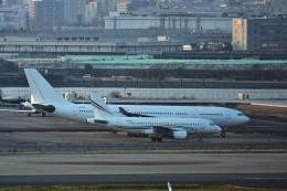 おかめさんが、羽田空港で撮影したロタナ・ジェット・アヴィエーション A319-115CJの航空フォト(飛行機 写真・画像)