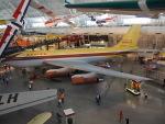 航空研究家さんが、ワシントン・ダレス国際空港で撮影したボーイング 367-80の航空フォト(写真)