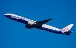 Somaさんが、成田国際空港で撮影したチャイナエアライン 777-309/ERの航空フォト(写真)