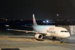 とらとらさんが、羽田空港で撮影した香港ドラゴン航空 A320-232の航空フォト(写真)