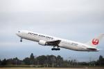 かげやんさんが、鹿児島空港で撮影した日本航空 767-346/ERの航空フォト(写真)