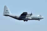うめやしきさんが、厚木飛行場で撮影したアメリカ海軍 KC-130T Herculesの航空フォト(飛行機 写真・画像)