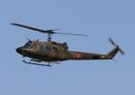 LOTUSさんが、八尾空港で撮影した陸上自衛隊 UH-1Jの航空フォト(写真)