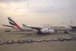 cornicheさんが、キング・ハーリド国際空港で撮影したエミレーツ航空 A340-541の航空フォト(飛行機 写真・画像)