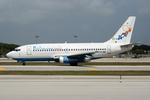 VQ-BELさんが、フォートローダーデール・ハリウッド国際空港で撮影したバハマスエア 737-2K5/Advの航空フォト(写真)