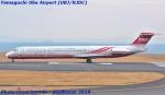 れんしさんが、山口宇部空港で撮影した遠東航空 MD-83 (DC-9-83)の航空フォト(写真)