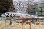 多楽さんが、玉里運動公園で撮影した航空自衛隊 T-33Aの航空フォト(写真)