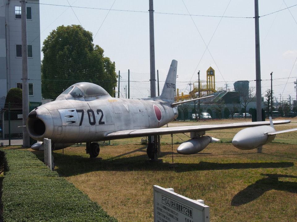 航空研究家さんの航空自衛隊 Mitsubishi F-86 Sabre  (62-7702) 航空フォト