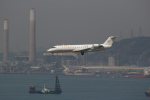 reonさんが、香港国際空港で撮影した江蘇公務航空 CL-600-2B19 Regional Jet CRJ-200ERの航空フォト(写真)