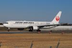 JA56SSさんが、伊丹空港で撮影した日本航空 767-346/ERの航空フォト(写真)