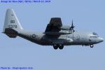 Chofu Spotter Ariaさんが、厚木飛行場で撮影したアメリカ海軍 KC-130T Herculesの航空フォト(飛行機 写真・画像)
