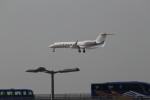 reonさんが、香港国際空港で撮影したメトロジェット G-V-SP Gulfstream G550の航空フォト(写真)