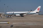delawakaさんが、上海浦東国際空港で撮影した中国国際航空 A330-243の航空フォト(飛行機 写真・画像)