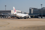 delawakaさんが、上海浦東国際空港で撮影した中国東方航空 A330-343Xの航空フォト(飛行機 写真・画像)