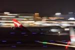 T.Sazenさんが、羽田空港で撮影したカンタス航空 747-438/ERの航空フォト(飛行機 写真・画像)