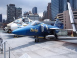 航空研究家さんが、ニューアーク・リバティー国際空港で撮影したアメリカ海軍 F-11 Tigerの航空フォト(写真)