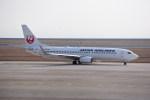 kumagorouさんが、北九州空港で撮影した日本航空 737-846の航空フォト(写真)