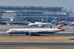 T.Sazenさんが、羽田空港で撮影したブリティッシュ・エアウェイズ 777-336/ERの航空フォト(飛行機 写真・画像)