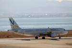 ハピネスさんが、関西国際空港で撮影したバニラエア A320-216の航空フォト(飛行機 写真・画像)