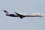 いもや太郎さんが、スワンナプーム国際空港で撮影したトランスグローバル・エアウェイズ MD-83 (DC-9-83)の航空フォト(写真)